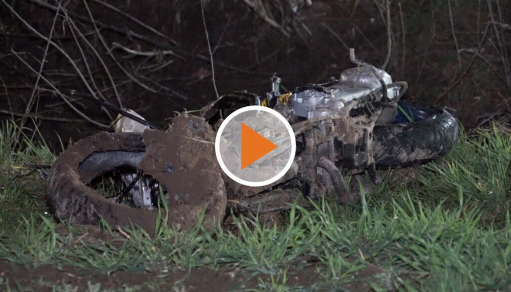 Screen_Videobeitrag - Rollerfahrer stirbt bei Verkehrsunfall
