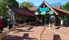 Tierpark Nordhorn oeffnet am Montag