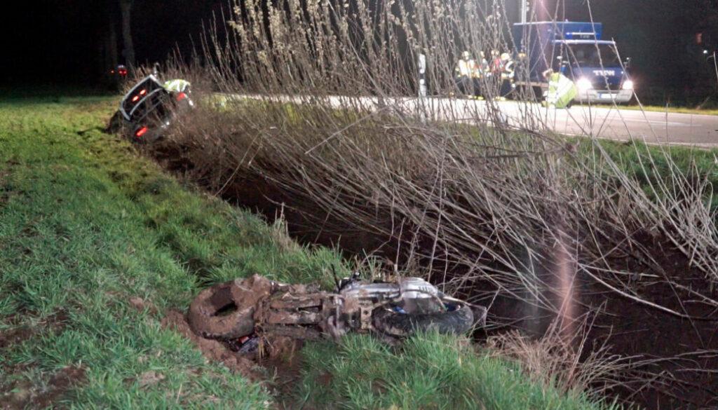 screen_Rollerfahrer stirbt bei Verkehrsunfall