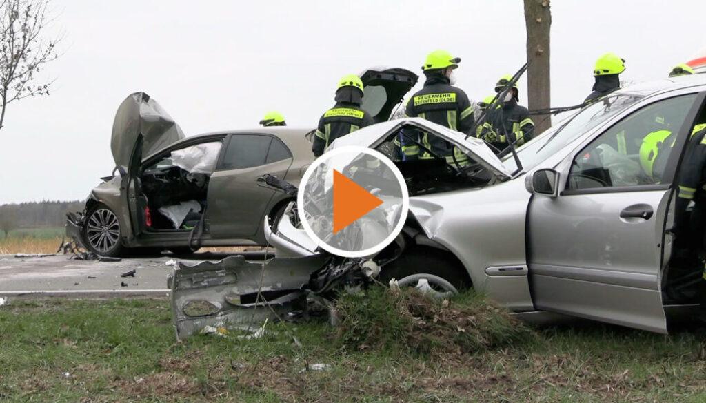 Screen_Schwerer Verkehrsunfall bei Steinfeld