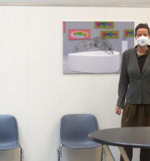 screen_Lingener Impfzentrum zeigt Ausstellung