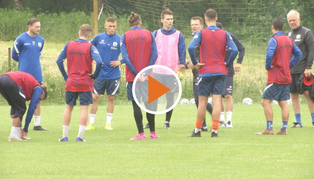 SCREEN_SV Meppen Trainingsstart