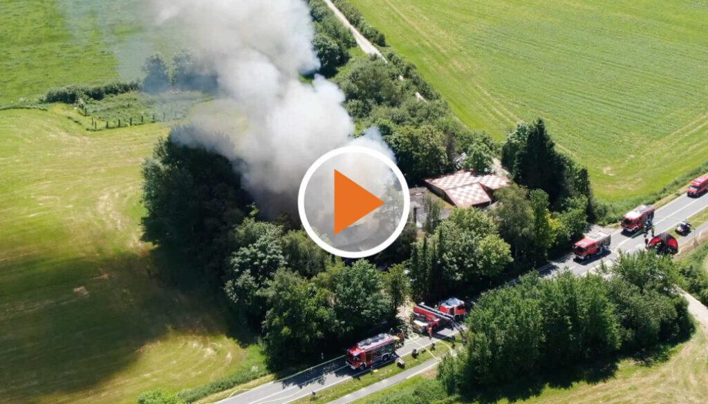screen_KFZ-Werkstatt brennt