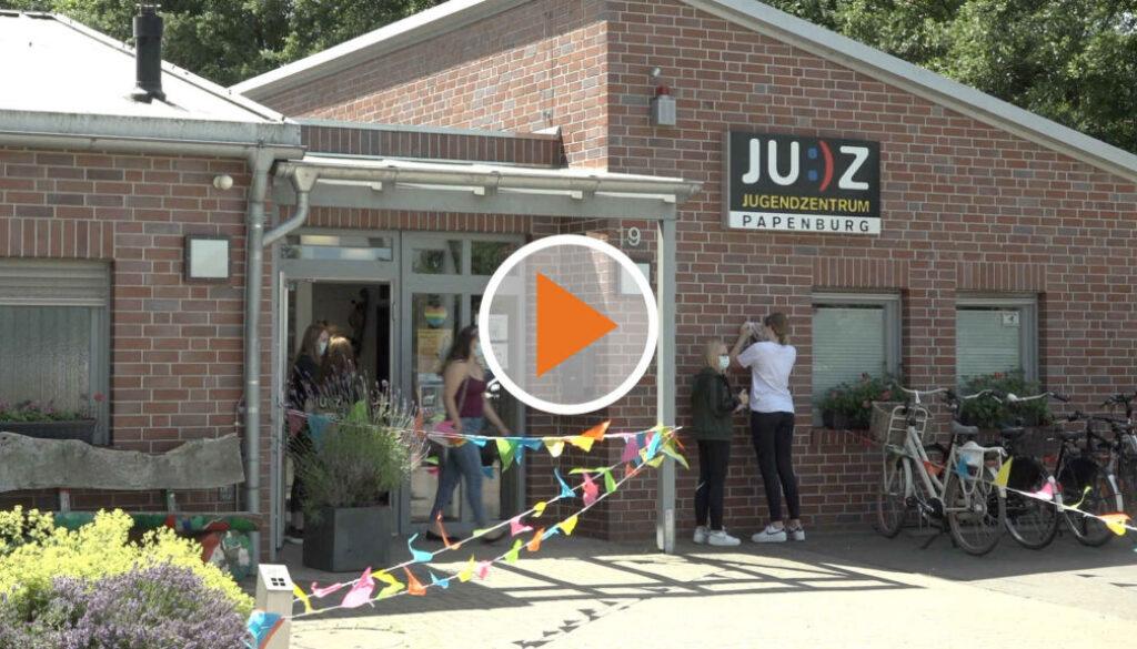 Screen_21 07 18 Das Jugendzentrum Papenburg öffnet die Türen